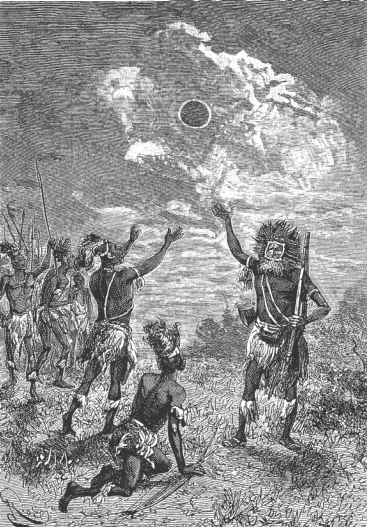 King Solomon Mines Eclipse