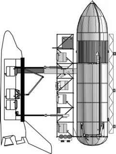 Space Shuttle Propulsion System