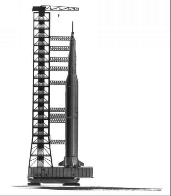 Launch Tower