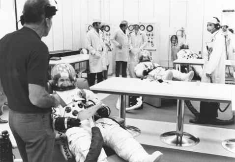 Skylab Exercise 1973