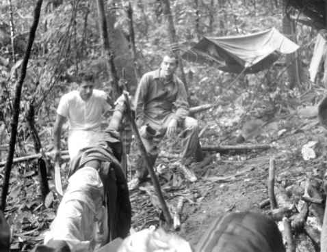 Air Force Tropical Survival School 1968