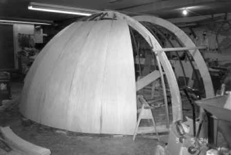 Dome Forms Building