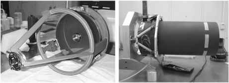 Telescope Spectrometer Assembly