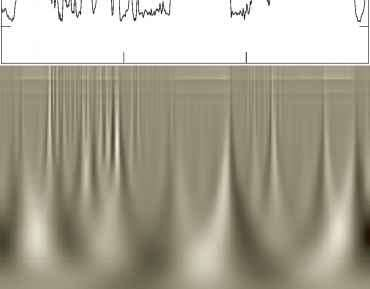 Continuous Wavelet Transform Haar